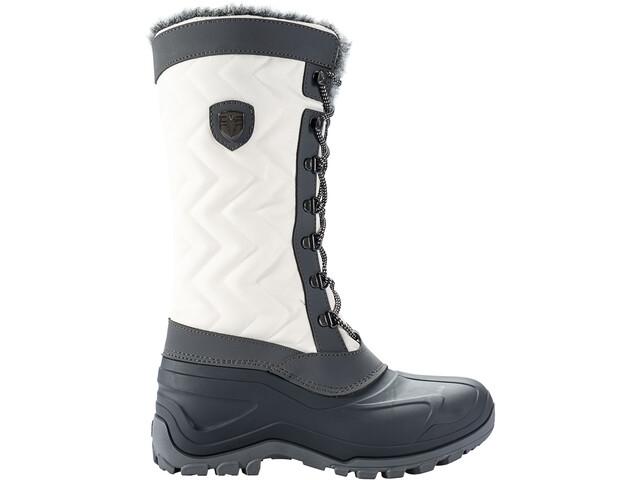 CMP Campagnolo Nietos Snow Boots Women bianco gesso